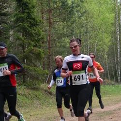 SEB 30. Tartu Jooksumaraton - Anneli Valge (691)