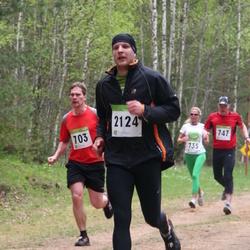 SEB 30. Tartu Jooksumaraton - Märt Masso (703), Ander Raud (2124)