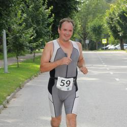 Elva Linnatriatlon põhidistants - Janis Vidovskis (59)