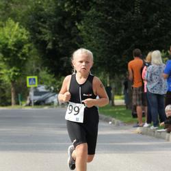 Elva Linnatriatlon lastedistants - Katriin Kaasik (99)