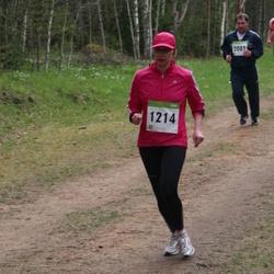 SEB 30. Tartu Jooksumaraton - Angela Rätsep (1214), Artjom Karja (2081)