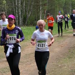 SEB 30. Tartu Jooksumaraton - Agne Väljaots (1974), Kristin Peterson (4121)