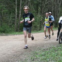 SEB 30. Tartu Jooksumaraton - Gunnar Kingo (161), Arnold Laasu (163)