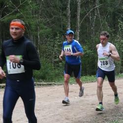 SEB 30. Tartu Jooksumaraton - Aimer Peensalu (166), Andre Abner (288)