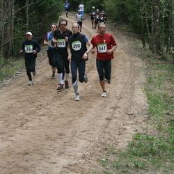 SEB 30. Tartu Jooksumaraton - Ene Aigro (75), Andre Pukk (447), Tarmo Kilg (450), Tarmo Rea (885)