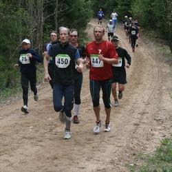 SEB 30. Tartu Jooksumaraton - Ene Aigro (75), Andre Pukk (447), Tarmo Kilg (450)