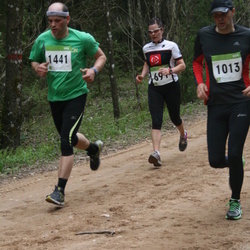 SEB 30. Tartu Jooksumaraton - Anneli Valge (691), Marko Perm (1013), Aimar Pärnalaas (1441)