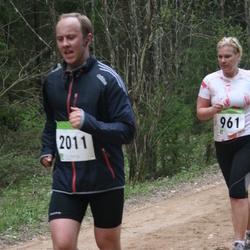 SEB 30. Tartu Jooksumaraton - Kristiina Ojamäe (961), Artjom Filippov (2011)
