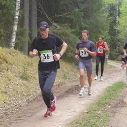 SEB 30. Tartu Jooksumaraton - Alar Savastver (26), Janar Pähn (36), Kaupo Sabre (40), Kaidar Hussar (50)