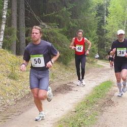 SEB 30. Tartu Jooksumaraton - Alar Savastver (26), Kaupo Sabre (40), Kaidar Hussar (50)