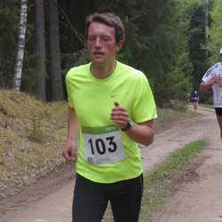 SEB 30. Tartu Jooksumaraton - Ago Saluveer (103)