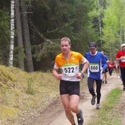 SEB 30. Tartu Jooksumaraton - Alar Alumaa (522), Alo Saluveer (800)