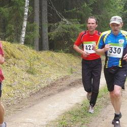 SEB 30. Tartu Jooksumaraton - Ahti Bleive (330), Artur Laur (1720), Timmu Ründal (2009)