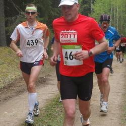 SEB 30. Tartu Jooksumaraton - Aarne Tiit (439), Andres Vilper (466)