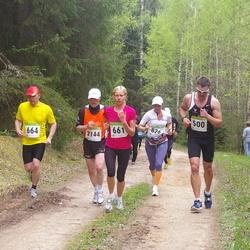 SEB 30. Tartu Jooksumaraton - Mihkel Kannimäe (500), Kristina Saar (661), Eero Säde (664), Laura Lapina (826), Arne Sammel (2144)