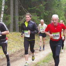 SEB 30. Tartu Jooksumaraton - Agris Knope (496), Vello Oras (675), Indrek Reitkam (1107)