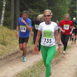 SEB 30. Tartu Jooksumaraton - Laura Ojaots (735), Janis Kukk (751), Ardi Vister (878), Mart Kelk (1464)