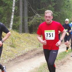 SEB 30. Tartu Jooksumaraton - Janis Kukk (751), Mart Kelk (1464), Danel Truuts (2115)