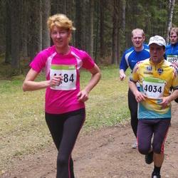 SEB 30. Tartu Jooksumaraton - Aare Einsoo (4034), Heli Ajaots (4184)