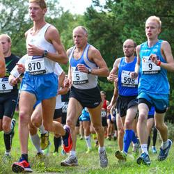 42. jooks ümber Ülemiste järve - Ago Veilberg (5), Marti Medar (9), Heinar Vaine (870)