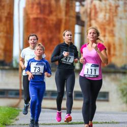 42. jooks ümber Ülemiste järve - Sirli Medar (47), Artur Raik (73)