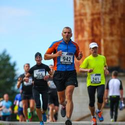 42. jooks ümber Ülemiste järve - Ago Võhmar (942)