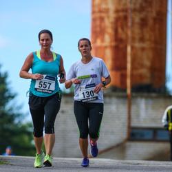 42. jooks ümber Ülemiste järve - Kerttu Aaring (130), Annika Ole (557)