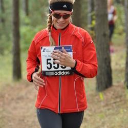 42. jooks ümber Ülemiste järve - Anna Ojap (555)