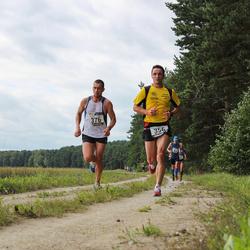 42. jooks ümber Ülemiste järve - Rainer Kuhi (356), Aare Kutsar (376)