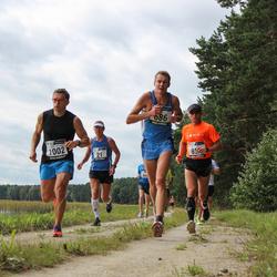 42. jooks ümber Ülemiste järve - Urmas Ruus (686), Andre Abner (1002)
