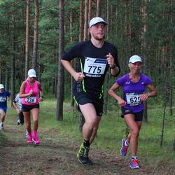 42. jooks ümber Ülemiste järve - Kersti Härm (238), Andra Puusepp (625), Toomas Talviste (775)