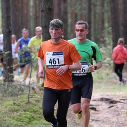 42. jooks ümber Ülemiste järve - Aarne Luud (461)