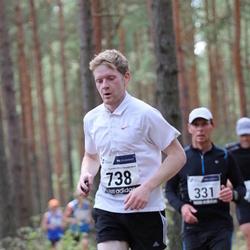 42. jooks ümber Ülemiste järve - Artur Sirkel (738)
