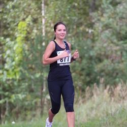 42. jooks ümber Ülemiste järve - Berit Vals (877)