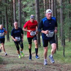 42. jooks ümber Ülemiste järve - Mait Balitski (175), Tiit Kivisild (328), Ivo Lepasaar (426), Ago Võhmar (942)