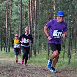 42. jooks ümber Ülemiste järve - Katrin Väärtnõu (117), Lennart Mark (484)