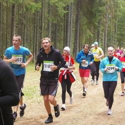 SEB 30. Tartu Jooksumaraton - Anni Salu (4299), Sergey Kochetkov (4922)