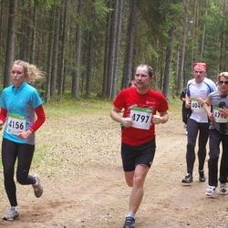 SEB 30. Tartu Jooksumaraton - Marie-Helene Lõhmus (4156), Aare Ristikivi (4797)