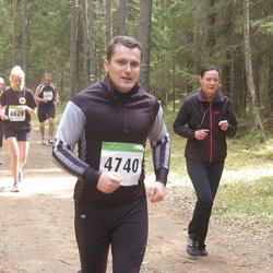 SEB 30. Tartu Jooksumaraton - Keiu Kruuse (4629), Margus Murdsalu (4740)