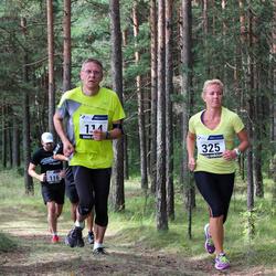 42. jooks ümber Ülemiste järve - Aivar Jaeski (114), Agne Kivisaar (325)
