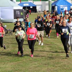 42. jooks ümber Ülemiste järve - Ingrid Kuld (29), Pille Põldniit (68), Brita Vibo (107)