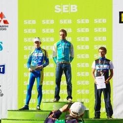 SEB 14. Tartu Rattamaraton - Tanel Kangert (1), Caspar Austa (5), Sander Maasing (92)
