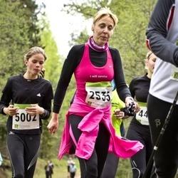 SEB 30. Tartu Jooksumaraton - Kristi Kerge (2535), Brita Sander (5002)
