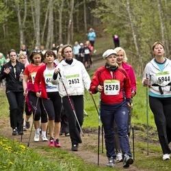 SEB 30. Tartu Jooksumaraton - Triinu Linnus (2578), Karin Tamm (2652), Marge Sarapuu (5944)