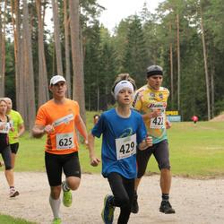 Elva Järvedejooks - Aare Einsoo (422), Margus Mäll (625)