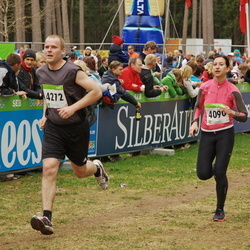 SEB 30. Tartu Jooksumaraton - Triin Ruus (4090), Ando Sõrmus (4272)