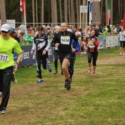 SEB 30. Tartu Jooksumaraton - Ahti Jõgi (4217), Evelin Piir (4241), Marko Tuik (5026)