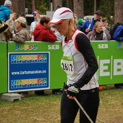 SEB 30. Tartu Jooksumaraton - Anita Peiponen (2612)