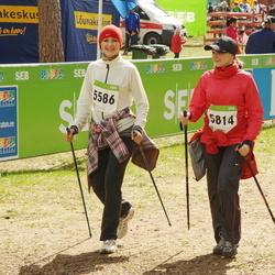SEB 30. Tartu Jooksumaraton - Liina Ivask (5586), Annika Oras (5814)
