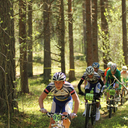 Team Rattapood Cup II etapp - Siim Kiskonen (90)
